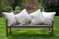 Zahradní prvky – lavičky