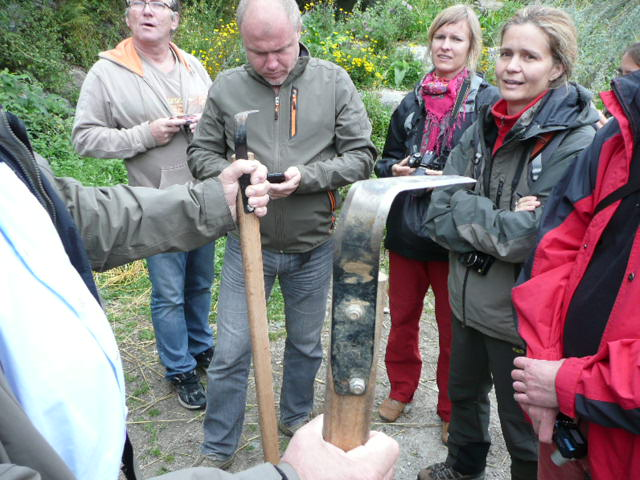 Návštěva u Seppa Holzera